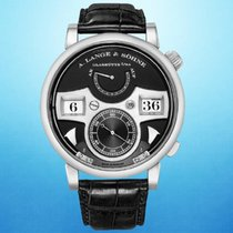 A. Lange & Söhne White gold 44.2mm Manual winding 145.029 new United States of America, New York, New York