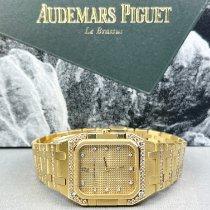 Audemars Piguet Yellow gold Quartz Gold 29mm pre-owned Royal Oak Lady
