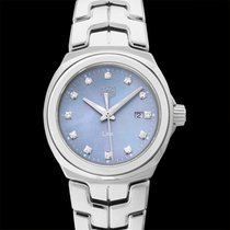 TAG Heuer Women's watch Link Lady 32mm Quartz new Watch with original box and original papers 2021