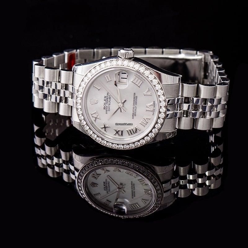 Rolex Lady-Datejust 178384-0012 2021 new