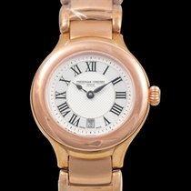 Frederique Constant Classics Steel 31mm Mother of pearl United States of America, California, Burlingame