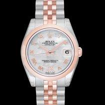 Rolex Lady-Datejust Acero 31mm Madreperla