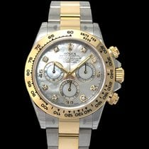 Rolex Daytona Steel 40mm Mother of pearl United States of America, California, Burlingame