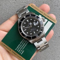 Rolex Submariner Date Steel 40mm Black No numerals United States of America, Florida, Miami