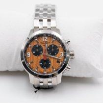 Tissot PRC 200 neu 2020 Quarz Uhr mit Original-Box T055.417.11.297.01