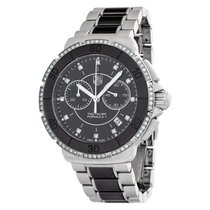 TAG Heuer Formula 1 Lady pre-owned 41mm Black Chronograph Date