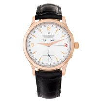 Jaeger-LeCoultre Master Calendar Rose gold 37mm Silver Arabic numerals United States of America, Florida, Surfside