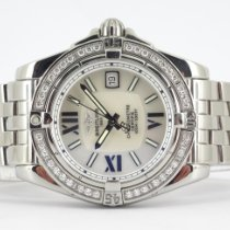 Breitling Cockpit Lady Steel Mother of pearl