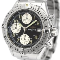 Breitling Colt Chronograph Steel Black Arabic numerals
