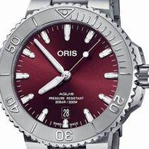 Oris Steel 41.5mm 01 733 7766 4158 8 22 05 PEB new