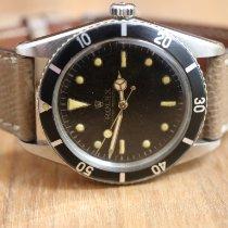 Rolex (ロレックス) サブマリーナ ノンデイト 6536/1 非常に良い ステンレス 40mm 自動巻き