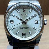 Rolex Oyster Perpetual 34 Stål 34mm Silver Sverige, Stockholm
