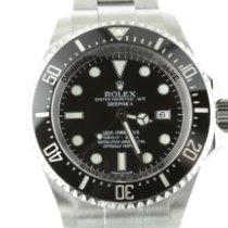Rolex Sea-Dweller Deepsea Stahl 44mm Schwarz Keine Ziffern Deutschland, Eisenach