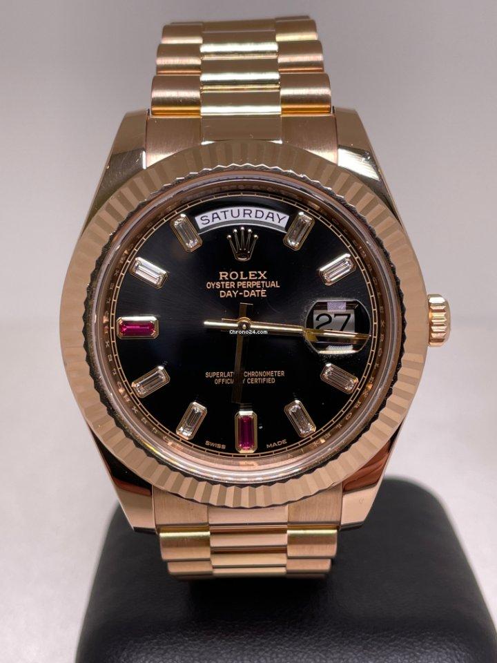 Rolex (ロレックス) デイデイト II 218235 2011 新品