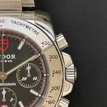 Tudor Sport Chronograph Stahl 41mm Schwarz Keine Ziffern Deutschland, Feldkirchen