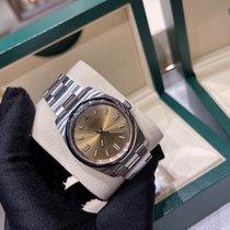 Rolex Oyster Perpetual 36 Steel 36mm Gold Arabic numerals Australia, Sydney