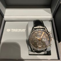 TAG Heuer CV2A1AB.FC6379 Steel 2021 Carrera Calibre 16 43mm pre-owned United States of America, Texas, Dallas