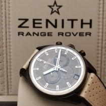Zenith Aluminum 42mm Automatic 24.2040.400/27.R797 new
