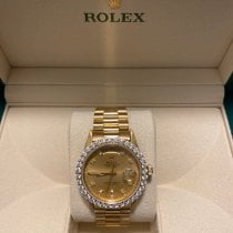 Rolex 18238 Yellow gold 1990 Day-Date 36 36mm pre-owned United States of America, New York, NY