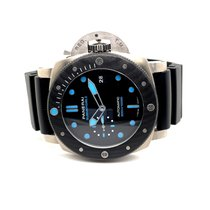 Panerai Luminor Submersible Carbon 47mm Black