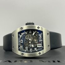 Richard Mille pre-owned Automatic Transparent