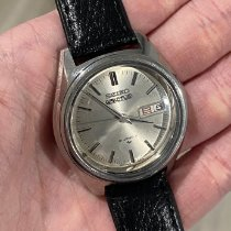 Seiko pre-owned Automatic 37mm Silver