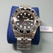 Squale Steel 40mm Automatic Y1545 pre-owned