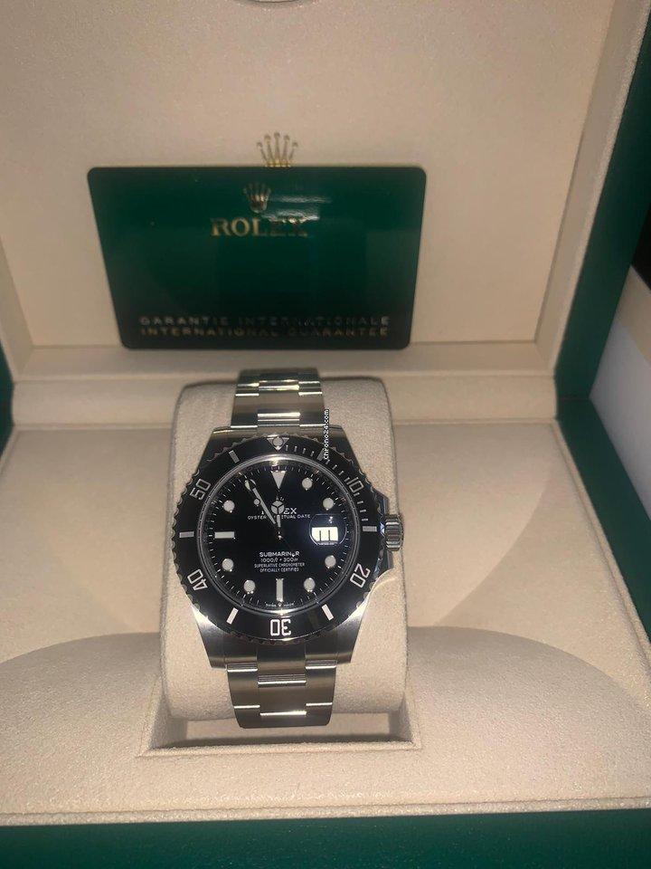 Rolex Submariner Date 126610LN 2021 new