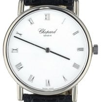 Chopard White gold Manual winding White 34mm pre-owned