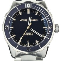 Ulysse Nardin 8163-175-7M/93 Steel Diver 42mm United States of America, Illinois, BUFFALO GROVE