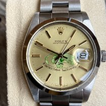 Rolex Oyster Precision new 1983 Manual winding Watch with original box and original papers 6694
