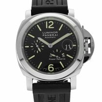 Panerai Luminor Power Reserve Steel 44mm Black United States of America, Florida, Sarasota