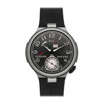 F.P.Journe Aluminum Automatic Grey 42mm pre-owned Octa
