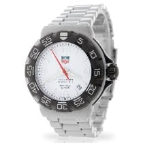 TAG Heuer Formula 1 Quartz Steel White