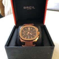 Breil Rose gold 50mm Quartz BR0305 pre-owned