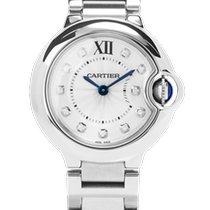 Cartier WE902073 Steel 2021 Ballon Bleu 28mm 28mm new United States of America, Florida, Sunny Isles Beach