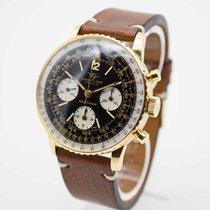 Breitling Navitimer Gult gull 40mm Svart Arabisk