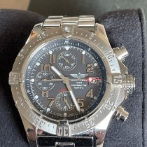 Breitling A13380 Steel 2012 Avenger Skyland 45mm pre-owned United States of America, New Jersey, Bloomingdale