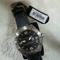 Luminox Titanium Quartz Black Arabic numerals new