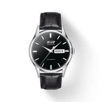 Tissot Heritage Visodate Steel 40mm Black No numerals