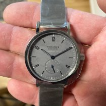 NOMOS Steel 36.5mm Manual winding 501.S6 new United States of America, Maryland, Bishopville