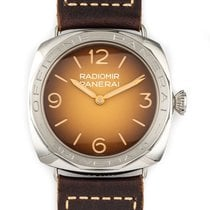 Panerai Special Editions Steel 47mm Brown Arabic numerals United States of America, Florida, Hollywood