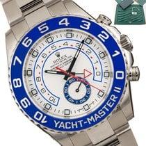 Rolex Yacht-Master II 116680 Новые Сталь 44mm Автоподзавод