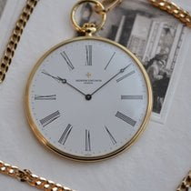 Vacheron Constantin Watch pre-owned 1985 Yellow gold Manual winding Watch only