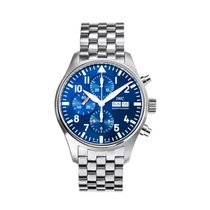 IWC Steel 43mm Automatic IW377717 pre-owned