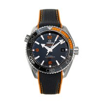 Omega Seamaster Planet Ocean 215.32.44.21.01.001 Very good Steel 43.5mm Automatic