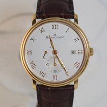 Blancpain Or rose 40mm Remontage manuel 6606-3642-55b occasion France, Cannes