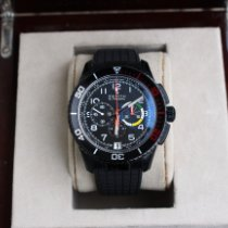 Zenith El Primero Stratos Flyback new 2016 Watch with original box and original papers 24.2063.405/21.R515