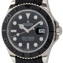 Rolex Yacht-Master 42 White gold 42mm Black United States of America, Texas, Austin
