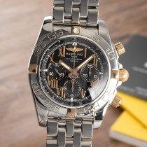 Breitling IB0110 Gold/Stahl 2010 Chronomat 44 42mm gebraucht Deutschland, Chemnitz